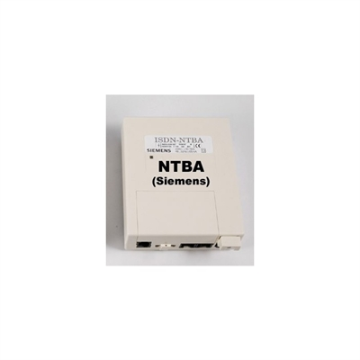 Resim Siemens ISDN NTBA ( Network Termination Basic Access )