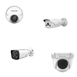 Kategori resimi Honeywell Performance Series IP Cameras